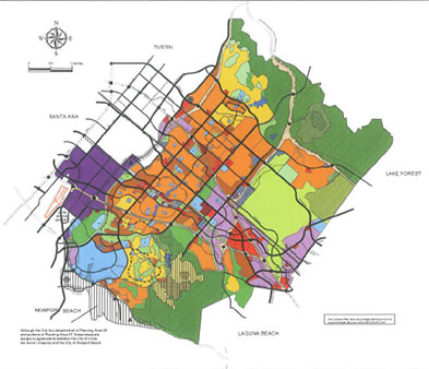 Thumbnail Image For Land Use Element Map - Click Here To See