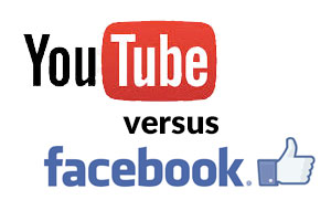 Thumbnail Image For Video Hosting Wars – YouTube Vs. Facebook: Which Should You Use? - Click Here To See