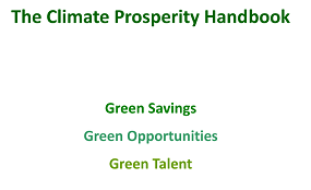Thumbnail Image For Climate Prosperity Handbook and Getting Started Guide - Click Here To See