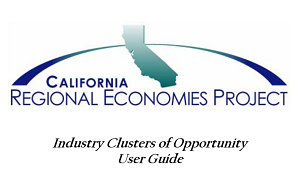 Thumbnail Image For California Regional Economies Project – Industry Clusters 2007 - Click Here To See
